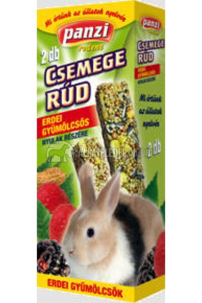 Panzi - Csemege Rúd Nyúlnak gyümölcsös 2db