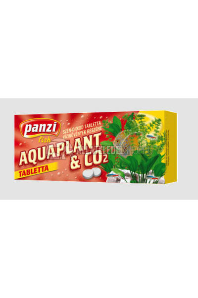 Panzi  10db aquaplant+Co2