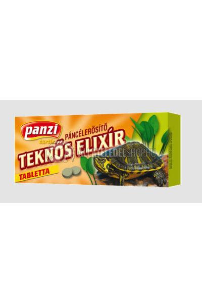 Panzi Páncélerősítő tabletták teknősöknek 10db