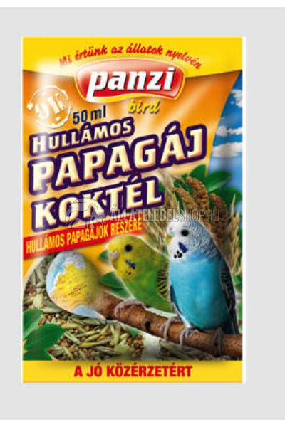Panzi Koktél 50ml hullámos
