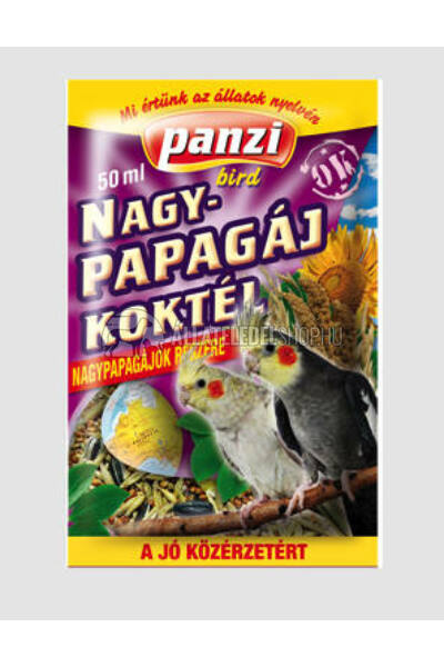 Panzi Koktél 50ml nagypapagáj