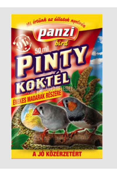 Panzi Koktél 50ml pinty