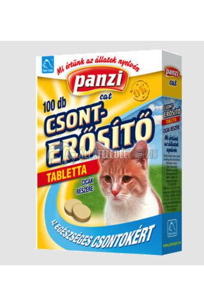 Panzi macskaeledel - Cat Csonterősítő