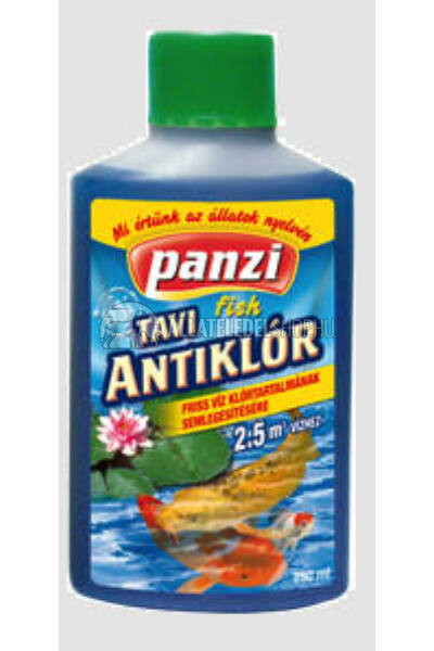 Panzi Tavi Antiklor 250ml