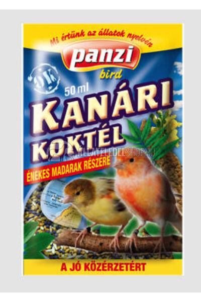 Panzi Koktél 50ml kanári