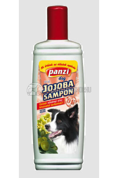 Panzi - Dog Sampon jojoba 200ml