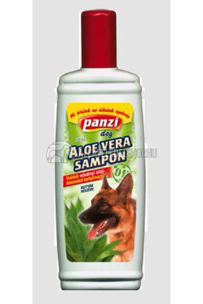 Panzi - Dog Sampon aloevera 200ml