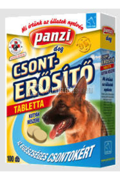 Panzi - Dog Csonterősítő