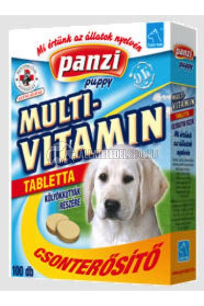 Panzi - Dog Multivitamin kölyökkutyák részére