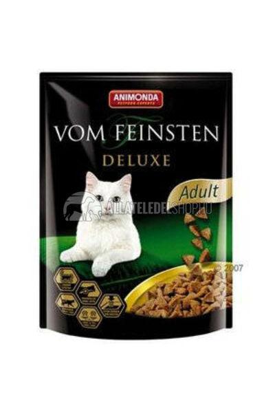 Animonda macskaeledel -  Vom Feinsten Deluxe Adult macskatáp 250kg