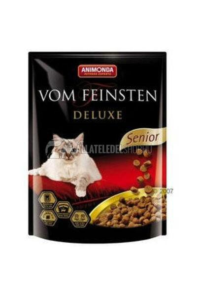 Animonda macskaeledel -  Vom Feinsten Deluxe Senior macskatáp 250kg