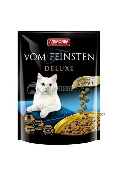 Animonda -  Vom Feinsten Deluxe Castrated macskatáp 250kg