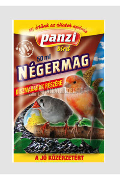 Panzi Koktél 50ml négermag