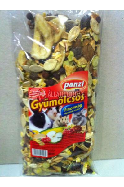 Panzi - Gyümölcsös eleség rágcsálóknak 500ml