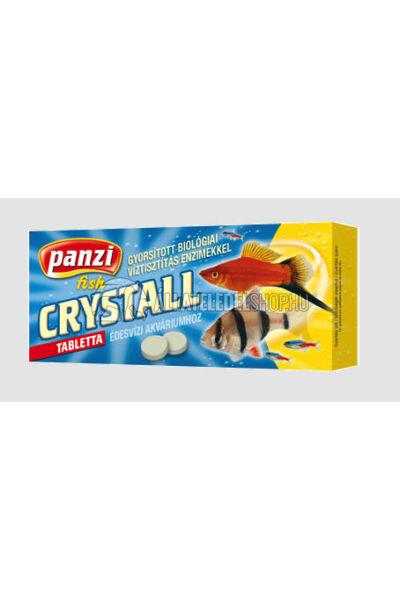 Panzi  10db crystall
