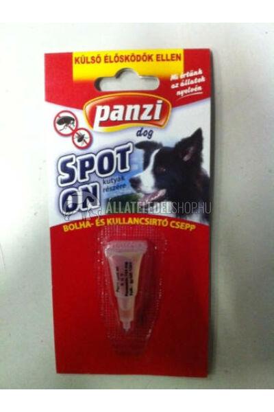 Panzi Spot-on kutya 1db