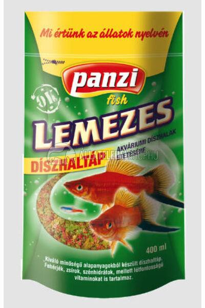 Panzi Lemezes díszhaltáp 400ml