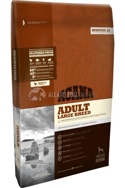 Acana - Adult Large Breed Csirke - Tojás - Hal gabonamentes kutyatáp 11,4kg