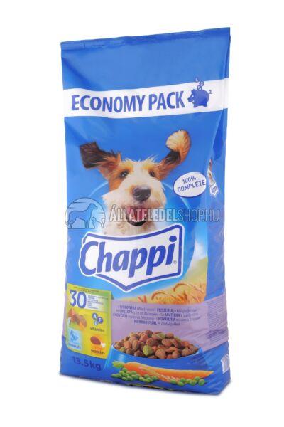 Chappi -  Marha - Zöldség kutyatáp 13,5kg