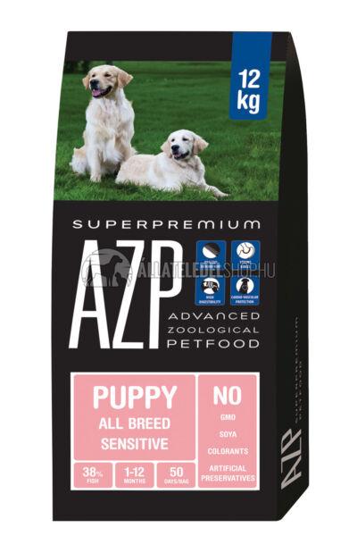 AZP - Junior All Breed Sensitive. hypoallergén kutyatáp 12Kg