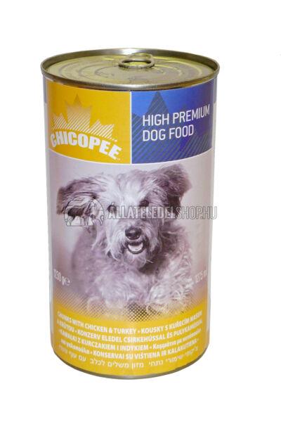 Chicopee - Szárnyas kutyakonzerv 1230g