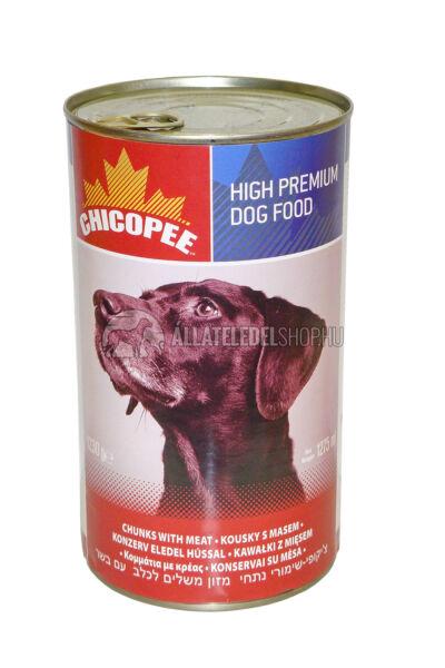 Chicopee - Húsos kutyakonzerv 1230g