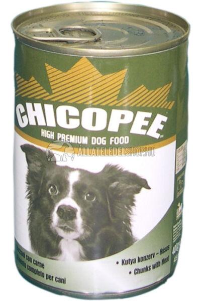 Chicopee - Húsos kutyakonzerv 400g