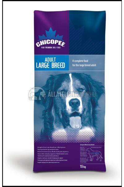 Chicopee - Adult Large Breed  kutyatáp 15Kg