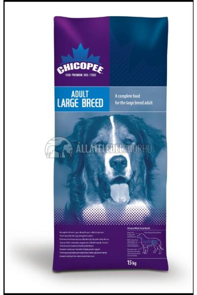 Chicopee - Adult Large Breed  kutyatáp 15+2kg