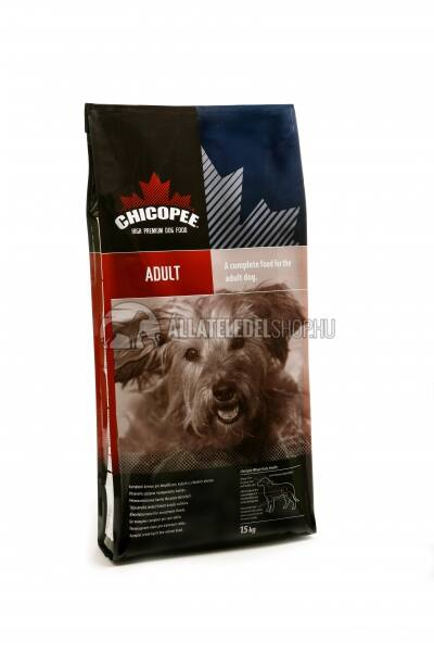 Chicopee - Adult Small & Medium Breed  kutyatáp 20Kg