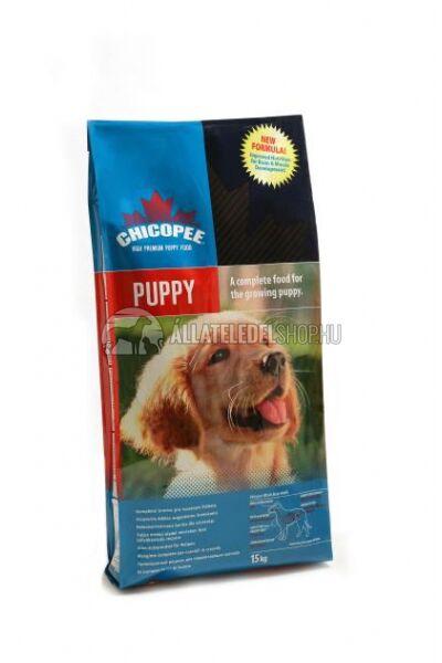 Chicopee - Puppy Small & Medium  kutyatáp 15Kg