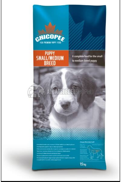 Chicopee - Puppy Small & Medium  kutyatáp 2Kg