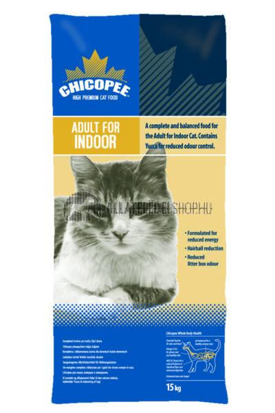 Chicopee Cat - Adult For Indoor macskatáp 2kg