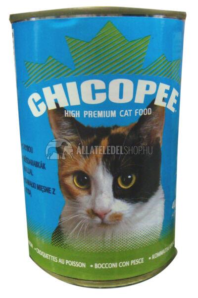 Chicoope - Cat Hallal macskakonzerv 400g
