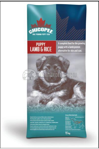 Chicopee - Puppy Bárány & Rizs kutyatáp 15Kg