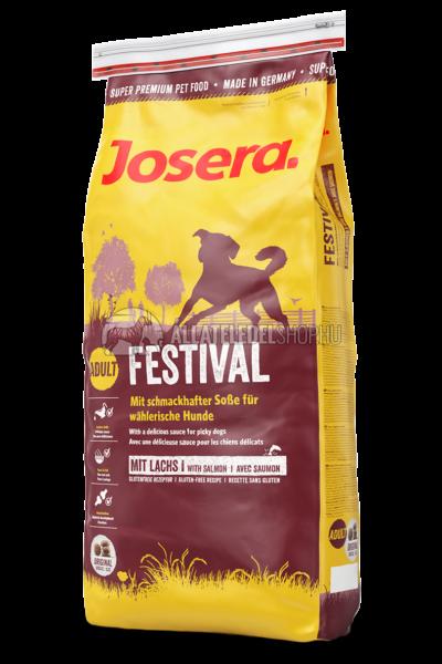 Josera - Adult Festival - Csirke és lazac kutyatáp 15kg