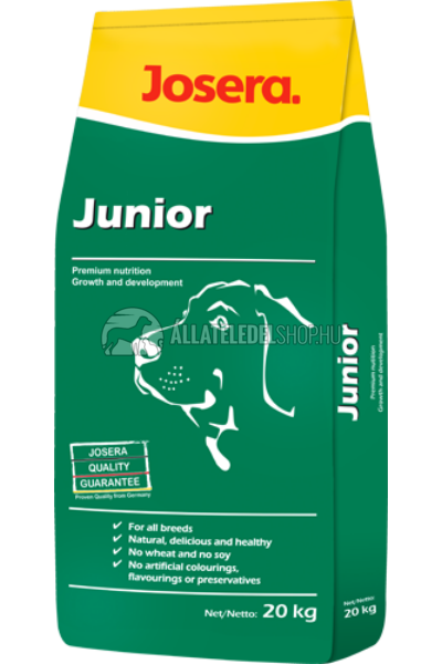 Josera - Junior (26/14) - Kölyök kutyatáp 20kg