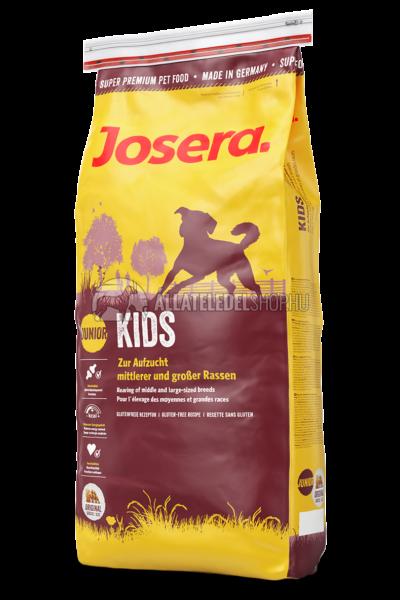 Josera - Junior Kids - Csirkés kutyatáp 15kg