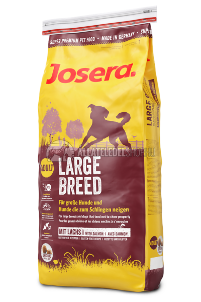 Josera - Adult Large Breed - Csirke és lazacos kutyatáp 15kg