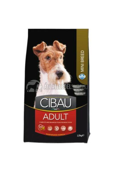 Cibau - Adult Mini kutyatáp 2,5Kg
