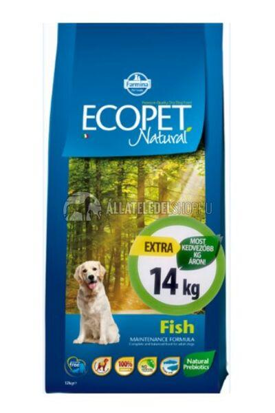 Ecopet - Natural Halas Medium kutyatáp 14Kg