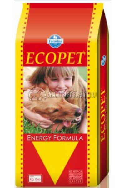 Ecopet - Energy Csirke húsos kutyatáp 15Kg
