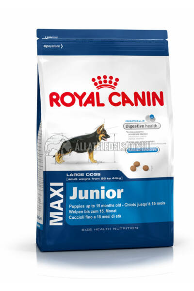 Royal Canin - Maxi Junior kutyatáp 15kg