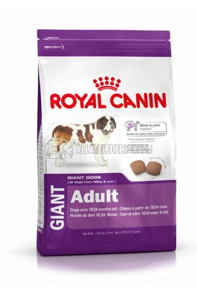 Royal Canin - Giant Adult kutyatáp 15kg