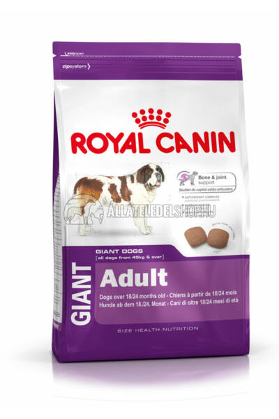 Royal Canin - Giant Adult kutyatáp 4kg