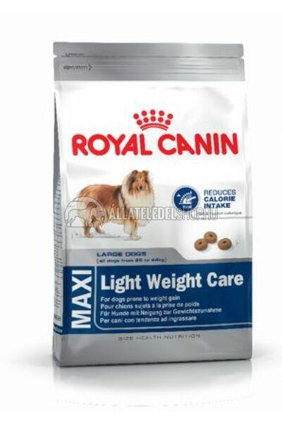 Kutyatáp - Royal Canin Max Light Weight Care 15KG