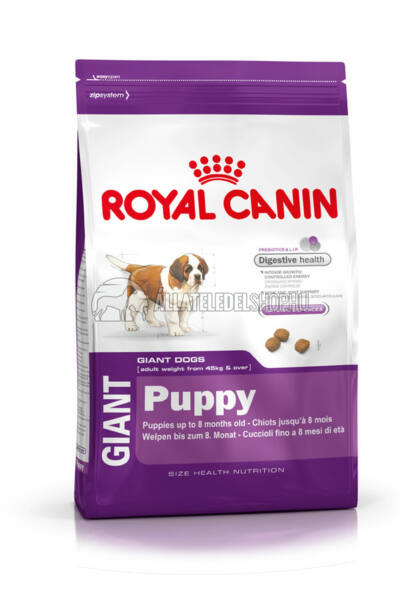 Royal Canin - Giant Puppy kutyatáp 4kg