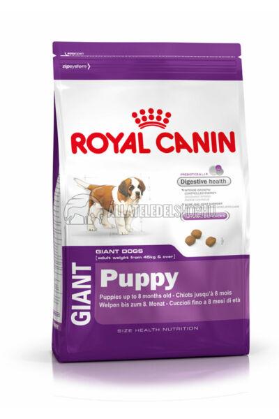 Royal Canin - Giant Puppy kutyatáp 4kg