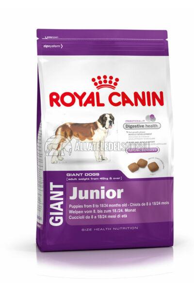 Royal Canin - Giant Junior kutyatáp 4kg