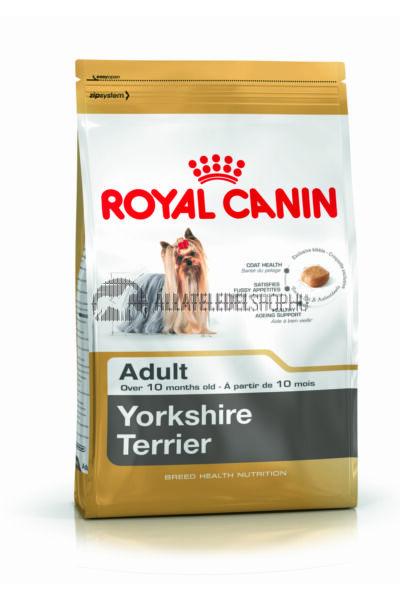 Royal Canin - Yorkshire Terrier Adult kutyatáp 7,5kg